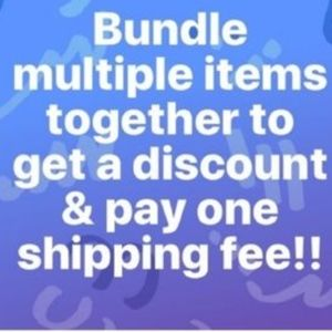 Other - Make a bundle of your favorite items!